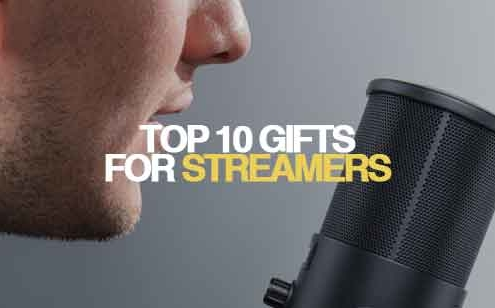Top 10 Gifts for Broadcasters Streamers Lebanon