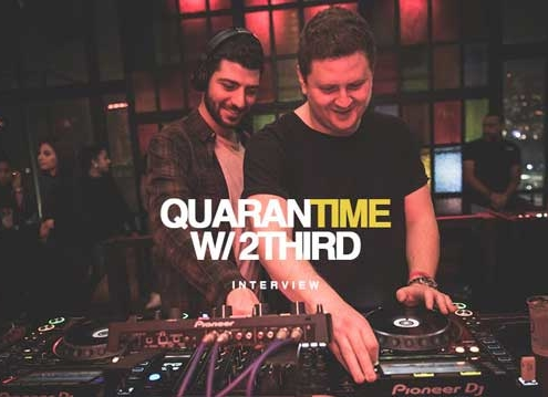 Interview DJ 2Third Quarantime