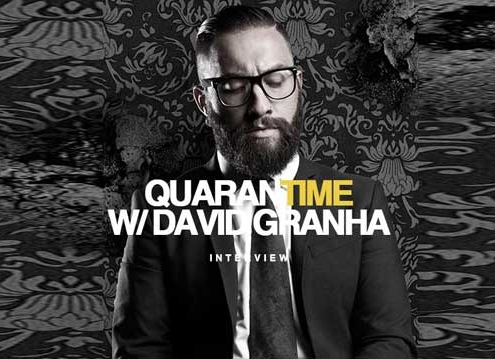 Interview DJ David Granha Quarantime