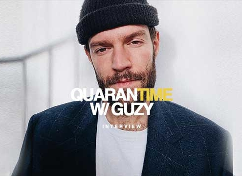 Interview DJ Guzy Quarantime