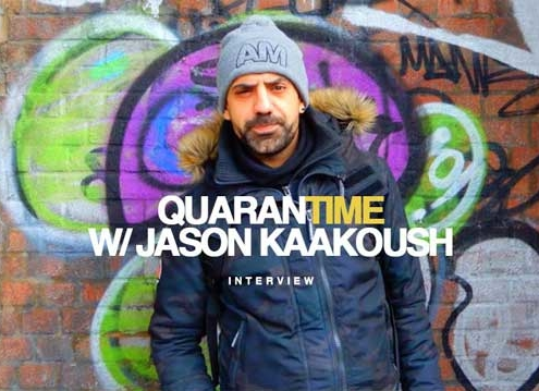 Interview DJ Jason Kaakoush Quarantime