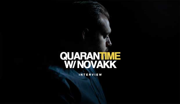 Interview DJ Novakk Quarantime