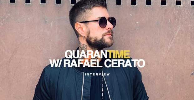Interview DJ Rafael Cerato Quarantime