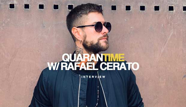 Interview DJ Rafael Cerato Quarantime