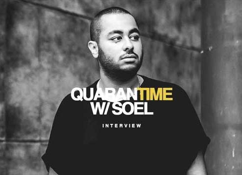 Interview DJ Soel Quarantime
