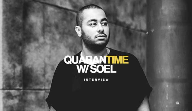 Interview DJ Soel Quarantime