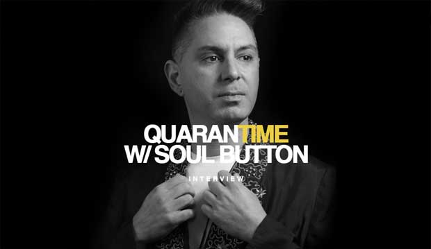 Interview DJ Soul Button Quarantime
