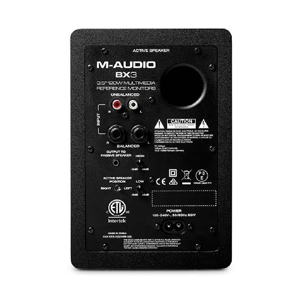 M-Audio BX3 Studio Monitors