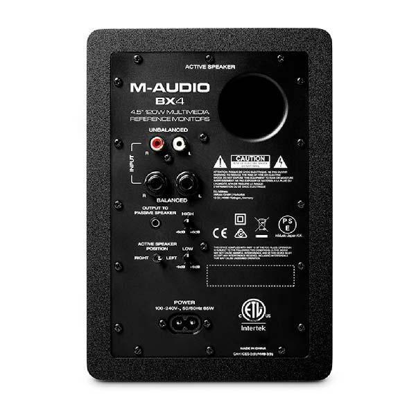 M-Audio BX4 Studio Monitors
