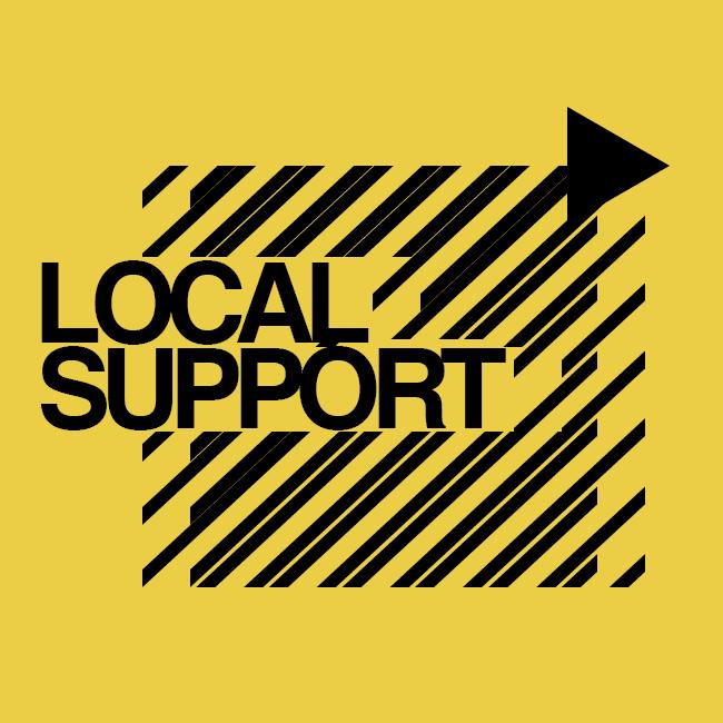 Per-vurt Local DJ Support