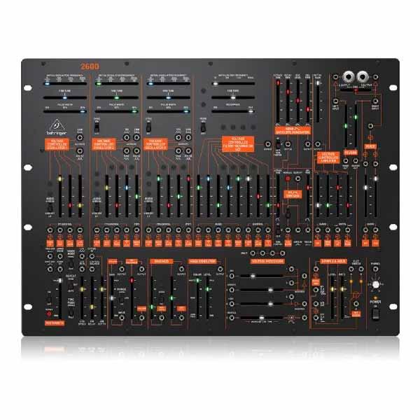 Behringer 2600 Synthesizer Lebanon
