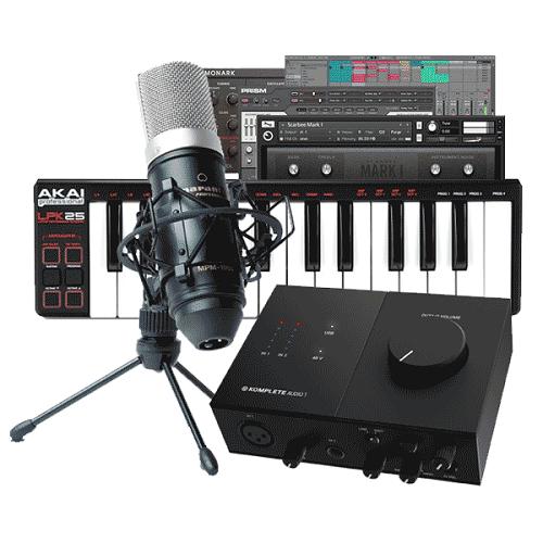 Music Production & Recording Bundle Offer