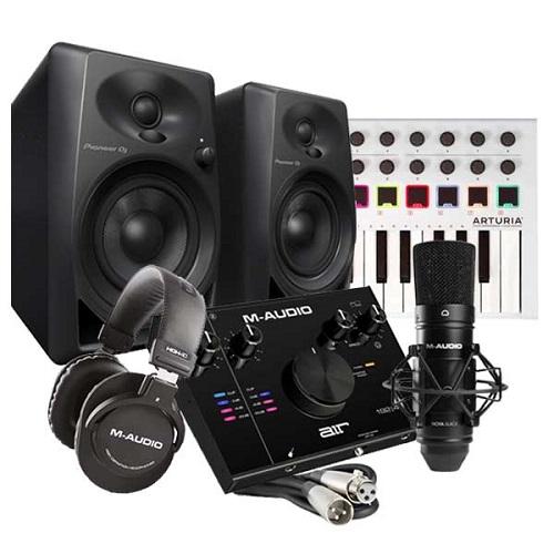 Music Production Recording Offer Bundle